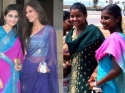 வட இந்திய பெண்கள் vs தென்னிந்திய பெண்கள் - ஒரு சின்ன சர்வே!