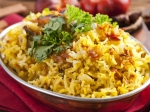 Healthy Corn Biryani Recipe