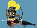 அனைவரையும் துன்புறுத்தும் சனிபகவான் பெண் உருவம் எடுத்து அனுமனிடம் மன்னிப்பு கேட்டது ஏன் தெரியுமா?
