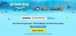 2021 அமேசான் பிரைம் டே விற்பனை ஜூலை 26-இல் அதிரடி தள்ளுபடியுடன் தொடங்குகிறது..