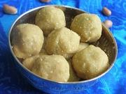 வேர்க்கடலை லட்டு: தீபாவளி ரெசிபி