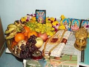 Pooja Room Decor Ideas For Tamil New Year Tamil Boldsky