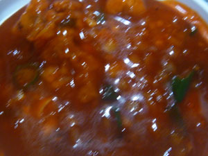 Chicken Manchurian Indian Chinese Recipe Aid0174