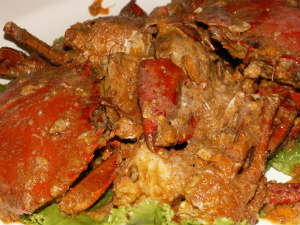 Crab Varuval