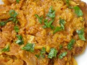 Raw Banana Masala