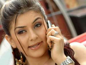 Actress Hansika Motwani Beautysecre