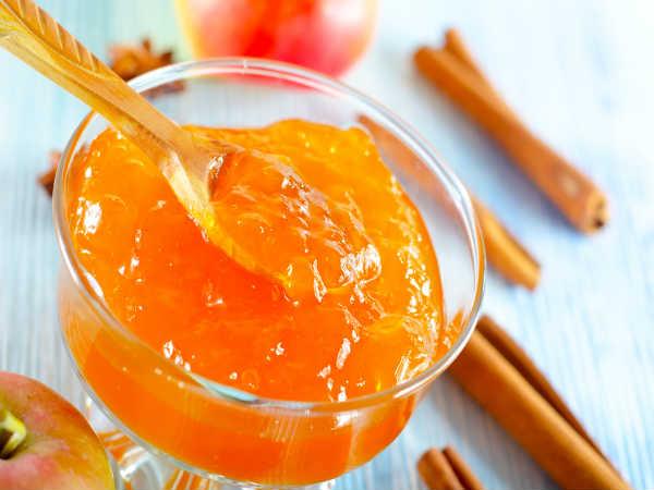 delicious apple jam