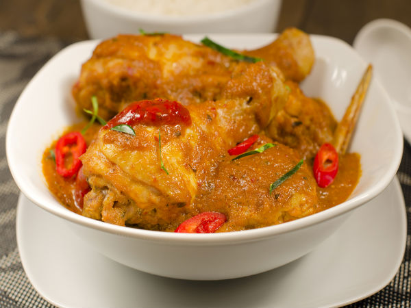 easy recipe chicken bhuna