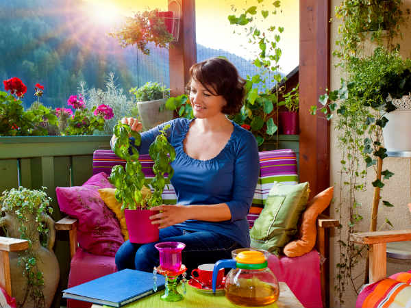 tips gardening small spaces