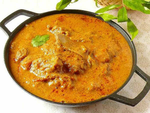 salem mutton curry recipe