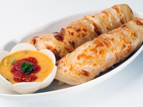 chapathi fruit roll recipe