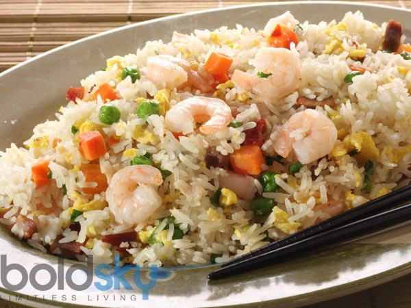 how to prepare veg fried rice in tamil language