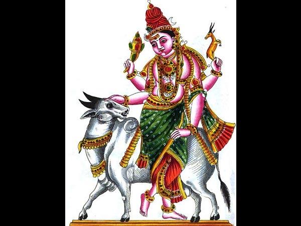 நந்தி அவதாரம்