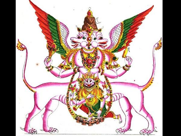 ஷரபா அவதாரம்