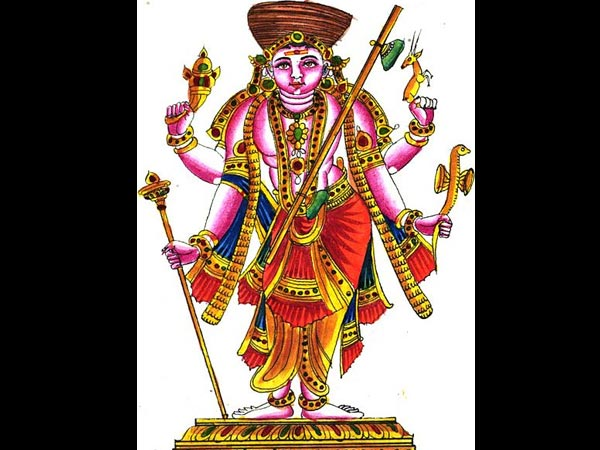கிருஷ்ண தர்ஷன் அவதாரம்