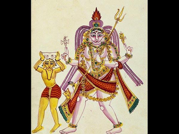 பிக்ஷுவர்யா அவதாரம்