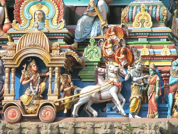 சுரேஷ்வர் அவதாரம்