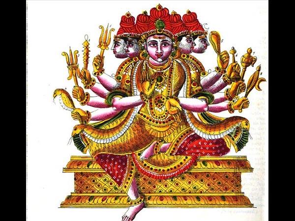 சுண்டன்டர்கா அவதாரம்