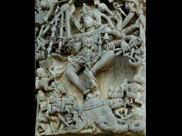 யக்சேஷ்வர் அவதாரம்