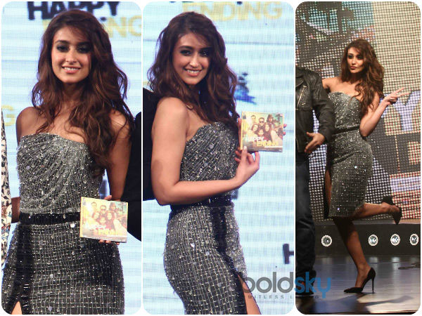 Sensual Style: Ileana In Revealing Dress