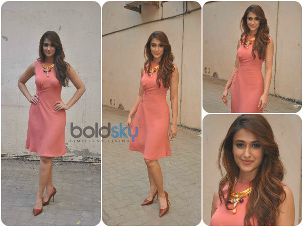 Ileana D'cruz Gets Perky With Accessories