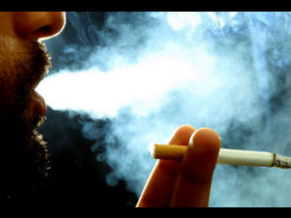 Inhaling Secondhand Cigarette Smoke Can Make You Pile On The Pounds