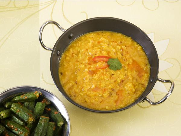 Sindhi Style Moong Dal Recipe