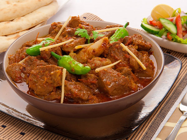 Delectable Mutton Kadai Recipe