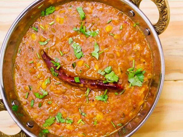 Quick Methi Dal Recipe