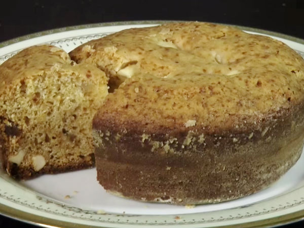Christmas Special: Simple Eggless Cake Recipe Without Oven