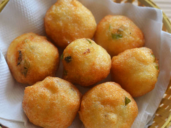 Simple Mysore Bonda Recipe