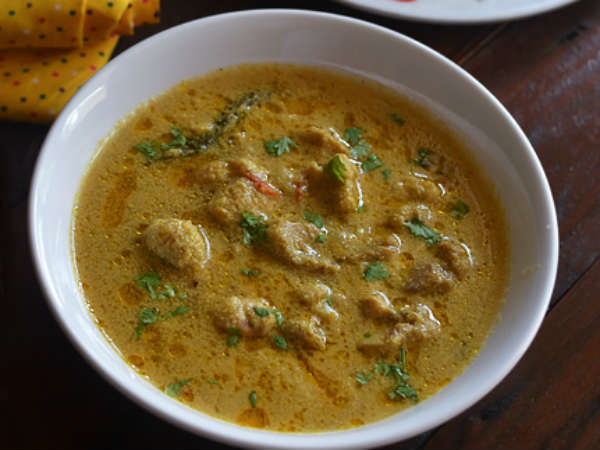 Easy Chicken Kurma Recipe