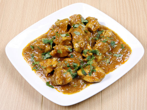 Thirunelveli Style Chicken Curry