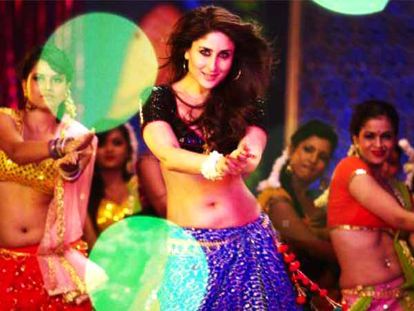 Bollywood Style Notebook- Fashion Tips From Kareena, Pasted With Fevicol Se