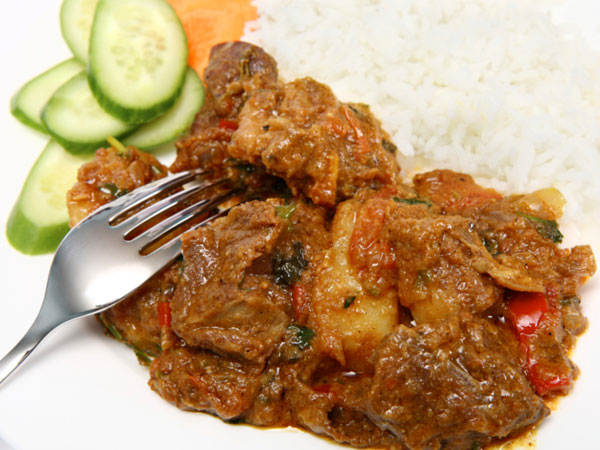 Spicy Mutton Masala
