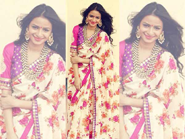 Four Types Of Sarees For A Newlywed Bride