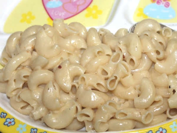Easy Cheese Macaroni Recipe