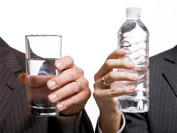 Do you drink enough water? experts ask.
