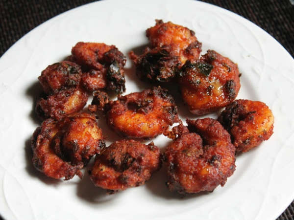 Prawn Chilli 65 Recipe