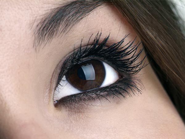Secretes of people with brown eyes