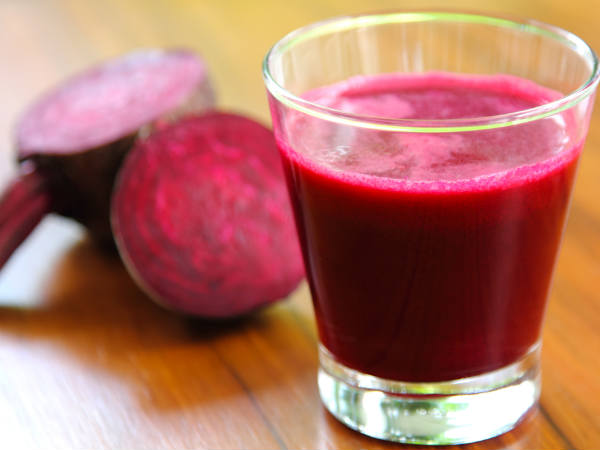 Beet root is a good friend at your dining