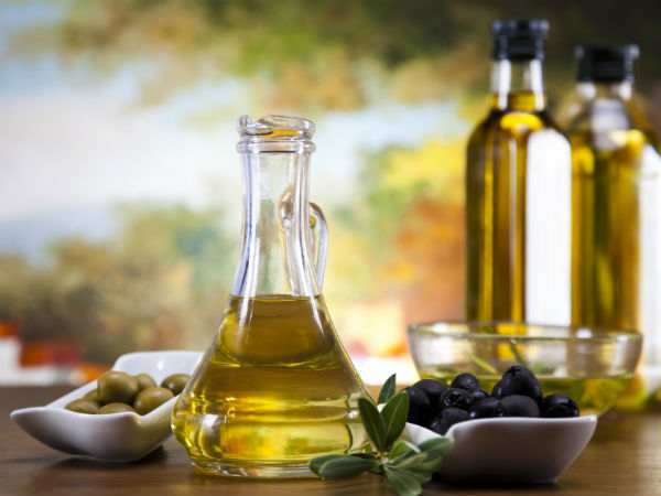 Olive Oil Is The Secrete Of Beauty