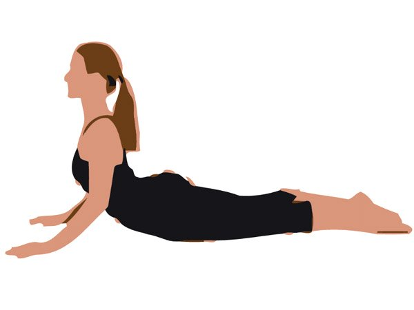 Benefits of bhujangasana