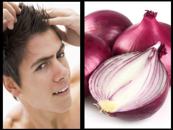 Amazing benefits of onion juice for faster hair growth