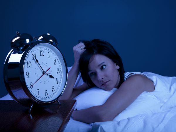 Reasons Behind Improper Sleep At Nights