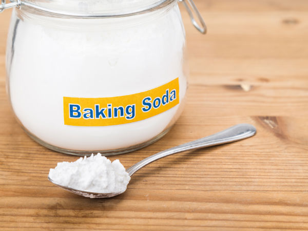 Baking soda shampoo for long hair