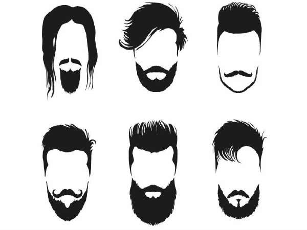 Design Your Hairstyle Online: The Beard Style That Will Suit You According To Your Face