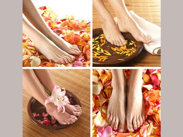Effective remedies for cracked heels