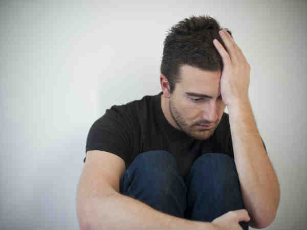 Mental stress leads to suicide for men