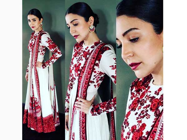 Anushka Sharma's Elegance & Grace In Indian Wear Is Giving Us Major Style Goals
